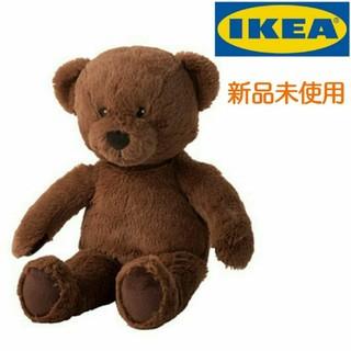 イケア(IKEA)のIKEA くま クマ ぬいぐるみ(ぬいぐるみ/人形)
