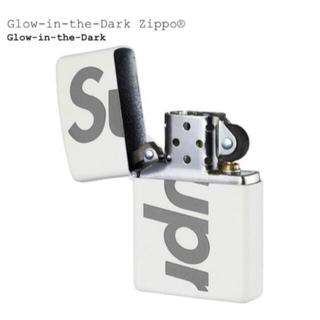 Supreme - 20ss Supreme Glow-in-the-Dark Zippo®