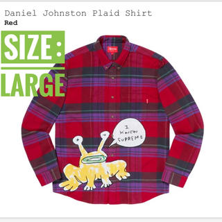 シュプリーム(Supreme)のDaniel Johnston Plaid Shirt(シャツ)