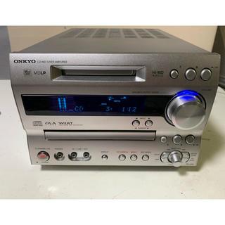 オンキヨー(ONKYO)のオンキョー・CD&MDコンポ!モデル・FR-N9X!(アンプ)