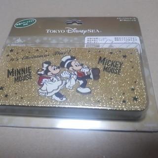 ディズニー(Disney)のイッツクリスマスタイム スマートフォンケース(Androidケース)