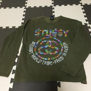 ステューシー(STUSSY)のSTUSSY ロンT (Tシャツ/カットソー(七分/長袖))