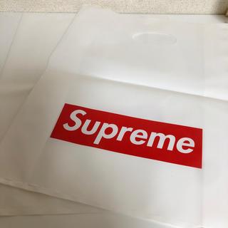 シュプリーム(Supreme)のSupremeショップ袋2枚(ショップ袋)