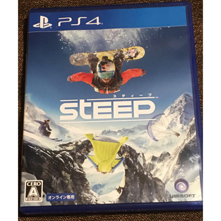 プレイステーション4(PlayStation4)のSTEEP(スティープ) PS4(家庭用ゲームソフト)