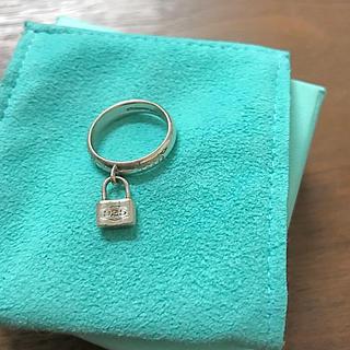 ティファニー(Tiffany & Co.)の早い者勝ち❣️ティファニー 1837 カデナロック シルバーリング(リング(指輪))