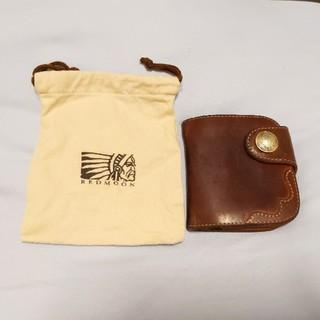 レッドムーン(REDMOON)のREDMOON HR-01 タイプイーグル(折り財布)