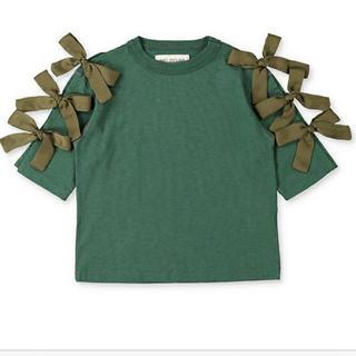 ゴートゥーハリウッド(GO TO HOLLYWOOD)のGo To Hollywood 天竺リボンTシャツ(Tシャツ(半袖/袖なし))