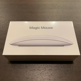 マック(Mac (Apple))の【純正】Apple Magic Mouse 2 - シルバー(PC周辺機器)