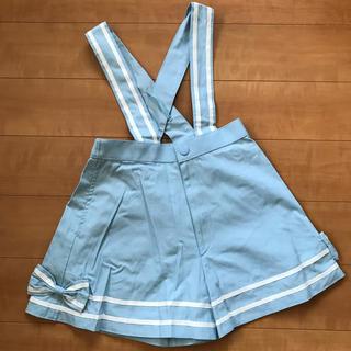 Shirley Temple - ST 110 キュロット パンツ ショートパンツ