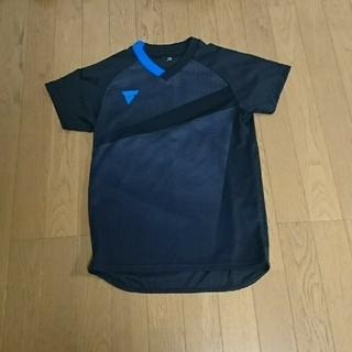 卓球 victas  男女兼用 ゲームシャツ(卓球)