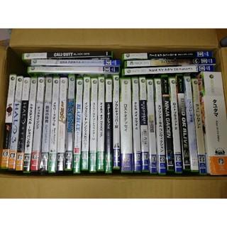 エックスボックス360(Xbox360)のXBOX XBOX360 ソフト まとめ売り(家庭用ゲームソフト)