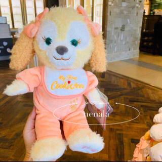 ディズニー(Disney)のぬいぐるみ クッキーアン 上海ディズニー ダッフィー 香港 ベビー 赤ちゃん(キャラクターグッズ)