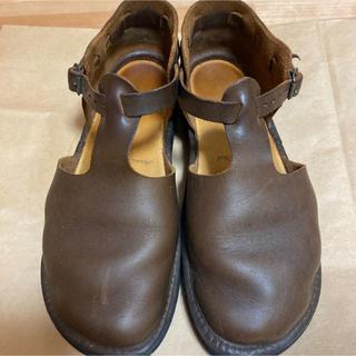 アウロラ(AURORA)のオーロラシューズ Aurora Shoe ウエストインディアン 6 1/2(ローファー/革靴)