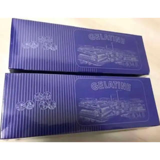 エバルド ゼラチン リーフ 2個セット(菓子/デザート)