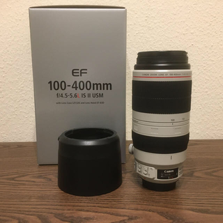 Canon - Canon EF 100-400mm f4.5-5.6L IS Ⅱ USM