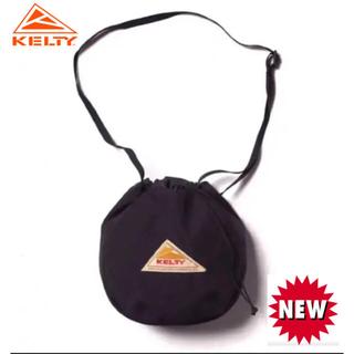 ケルティ(KELTY)の【新品・未使用】KELTY 巾着 KINCHAKU SHOULDER M(ポーチ)