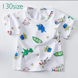 値下げ❤︎トイストーリーTシャツ 130サイズ(Tシャツ/カットソー)