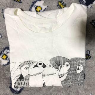 米津玄師 帰りの会Tシャツ(ミュージシャン)