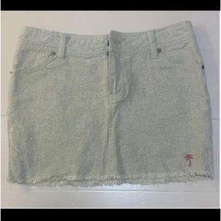 ブルームーンブルー(BLUE MOON BLUE)のタイトミニスカート(ミニスカート)