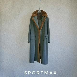 マックスマーラ(Max Mara)のスポーツマックス バーバリー 2点(毛皮/ファーコート)