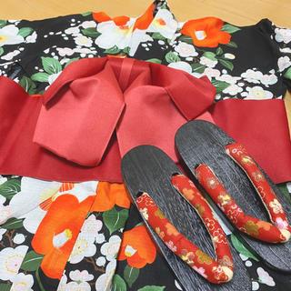 シマムラ(しまむら)の浴衣 3点セット(浴衣)