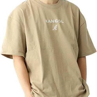 カンゴール(KANGOL)のカンゴール Tシャツ ベージュ(Tシャツ/カットソー(半袖/袖なし))