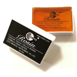 ロジン 松脂 603型 単品 バイオリン / ヴィオラ / チェロ(ヴァイオリン)