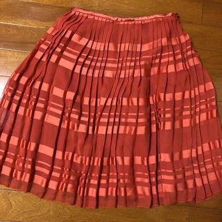 アンタイトル(UNTITLED)のスカート(ひざ丈スカート)