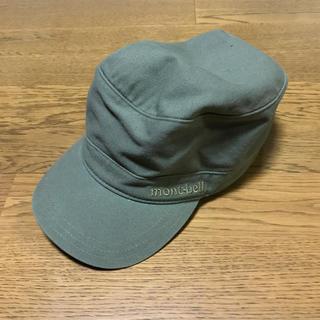 モンベル(mont bell)のmont-bell モンベル ワークキャップ 帽子(キャップ)
