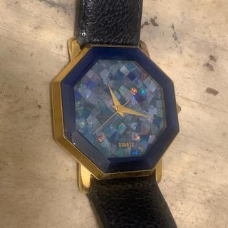 agete - モザイクオパール  腕時計