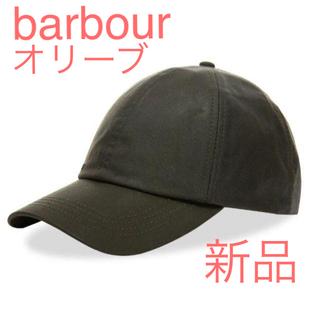 バーブァー(Barbour)の新品★BARBOUR バブアー ワックス スポーツ キャップ オリーブ CAP(キャップ)
