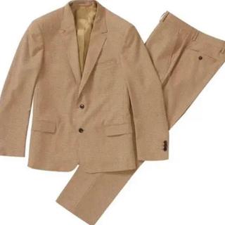 シュプリーム(Supreme)の本日限定値下げ Supreme Plaid Suit Tan M スーツ(セットアップ)