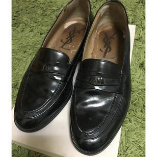 サンローラン(Saint Laurent)の専用 ビンテージ サンローランローファー(ローファー/革靴)