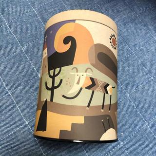 カルディ(KALDI)のカルディ 伝説柄 キャニスター缶(容器)