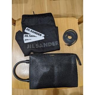 ジルサンダー(Jil Sander)の【新品】JIL SANDER tootie 2018AW スモールサイズ(SM)(セカンドバッグ/クラッチバッグ)