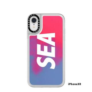 シー(SEA)のWIND AND SEA CASETiFY iPhone XR コラボ ケース(iPhoneケース)
