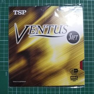 ティーエスピー(TSP)のTSP ヴェンタスソフト 赤 MAX(卓球)