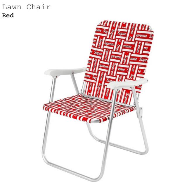 Supreme(シュプリーム)の20SS Supreme Lawn Chair インテリア/住まい/日用品の椅子/チェア(折り畳みイス)の商品写真