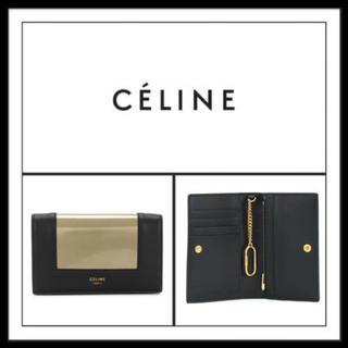 celine - 【新品・定価以下】セリーヌ フレーム コイン & カードパース Frane