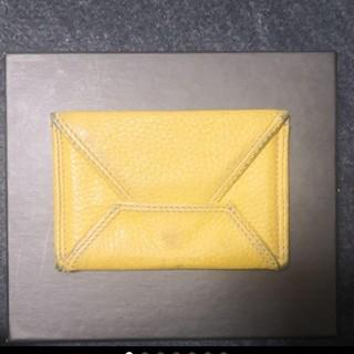 HIROKO KOSHINO bis(ヒロココシノヴィズ)レザーのカード入れ定期