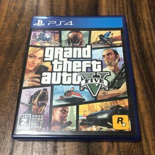 プレイステーション4(PlayStation4)のps4ゲーム GTA5 グランドセフトオート(家庭用ゲームソフト)