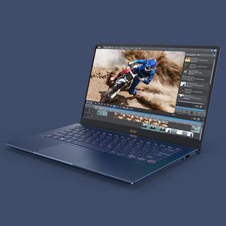 エイサー(Acer)の1kg以下 Acer Swift 5 i7-1065G7/16GB/512GB(ノートPC)
