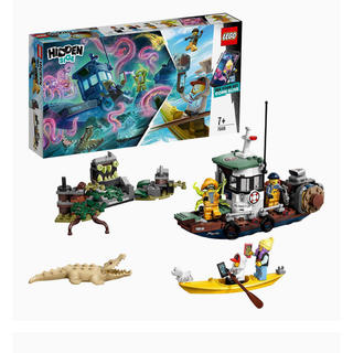 レゴ(Lego)のレゴ(LEGO) ヒドゥンサイド ゴースト漁船(模型/プラモデル)
