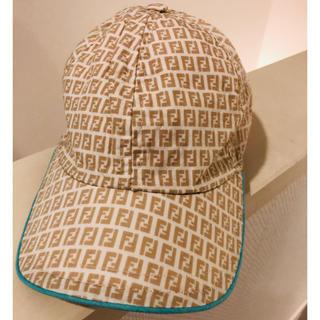 フェンディ(FENDI)のFENDI KIDS キャップ 正規品(帽子)