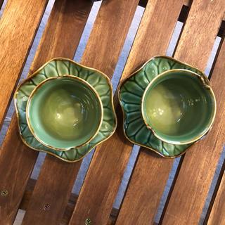 ジェンガラ(Jenggala)のジェンガラ JENGGALA KERAMIK BALI カップ&ソーサー(食器)