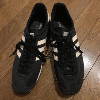 アディダス(adidas)のアディダス カントリー 黒 29cm(スニーカー)
