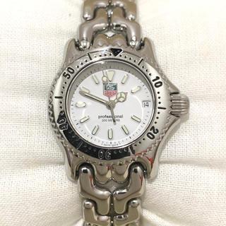 タグホイヤー(TAG Heuer)のTAG Heuer プロフェッショナル 200M  S/elシリーズ レディース(腕時計)