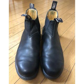 ブランドストーン(Blundstone)のブランドストーン サイドゴアブーツ 黒 #558 UK9 blundstone(ブーツ)