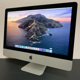 マック(Mac (Apple))の美品!!Corei7換装可!! iMac2017 Retina 4K21.5(デスクトップ型PC)