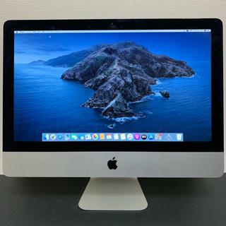 マック(Mac (Apple))のメモリー16GB!!Apple iMac2015 21.5inch 画面表示難(デスクトップ型PC)